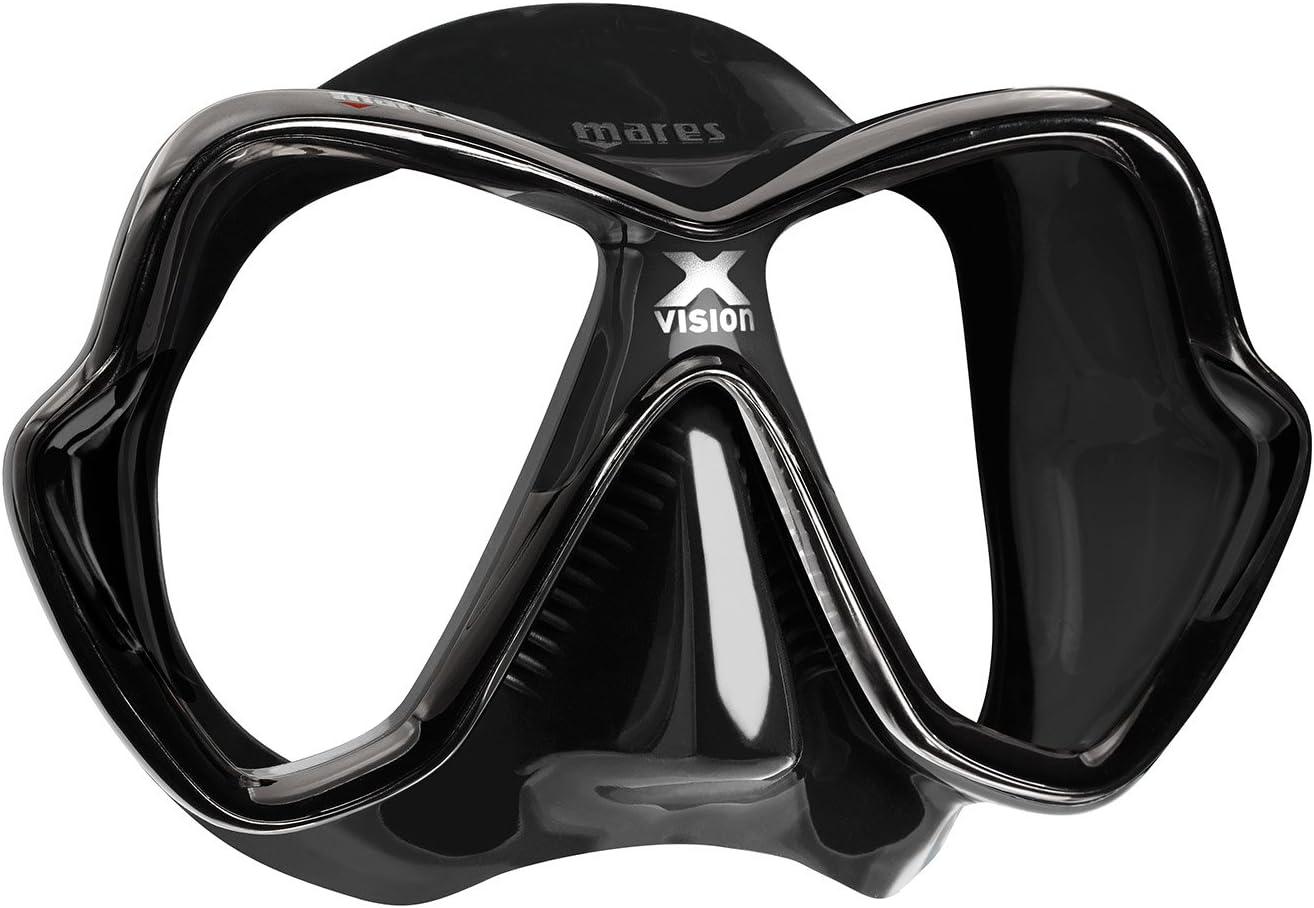 Mares X-Vision Tauchermaske New 2014