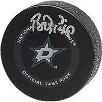 Ben Bishop Dallas Stars Autographed 2019 Model Official Game Puck - Autographed… photo