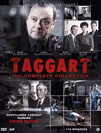 Taggart - The Complete Collection
