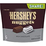 HERSHEY'S Nuggets Candy, Milk Chocolate, 10.2 Ounce