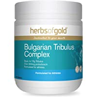 Herbs of Gold Bulgarian Tribulus Complex- 120 Tablets