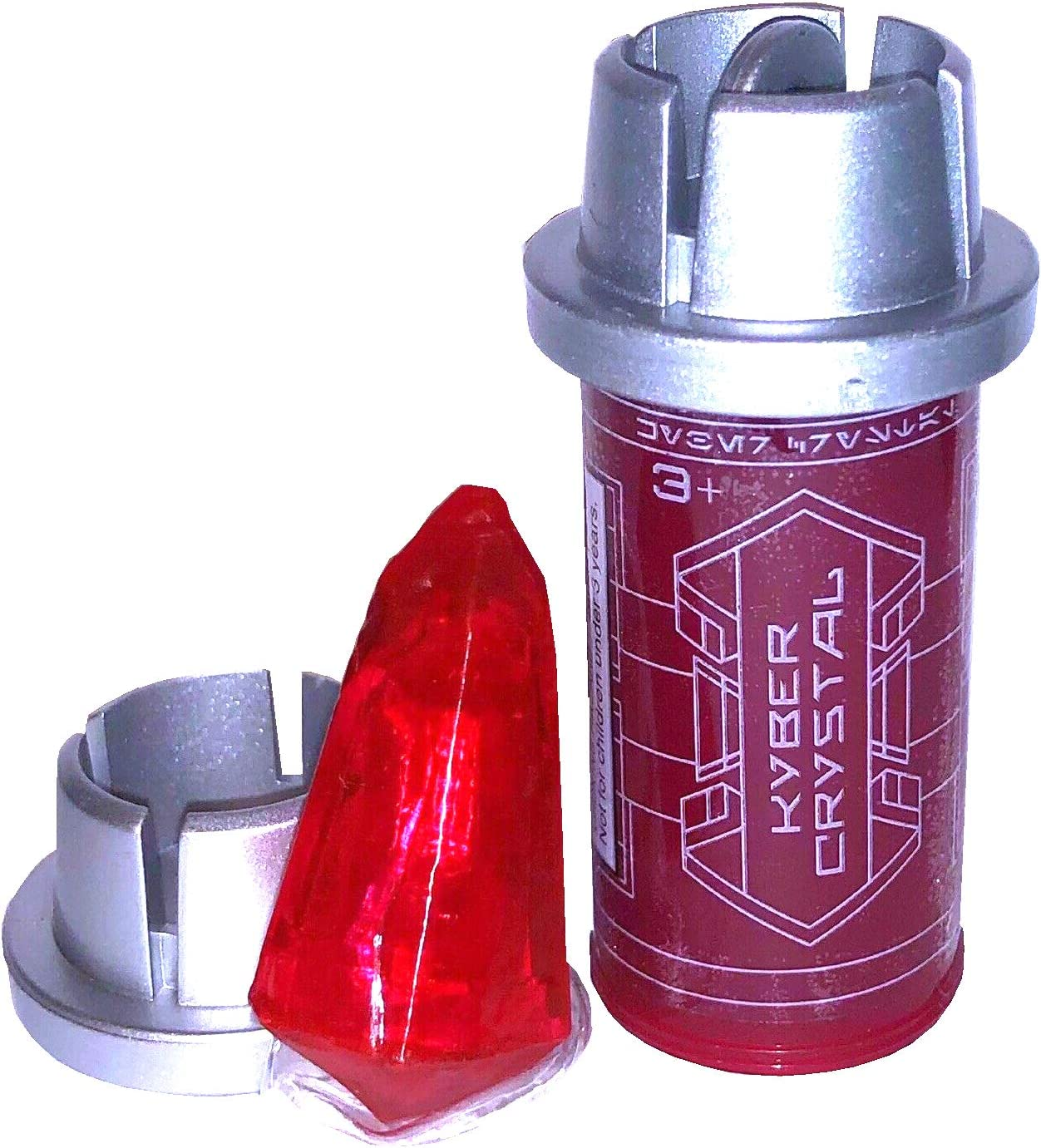 Galaxy's Edge Star Wars Kyber Crystal (Red)