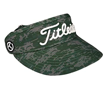 Scotty Cameron Titleist 2017 New Era Green Camo Limited Edition Tour Visor   Amazon.ca  Sports   Outdoors d6bf6b18259
