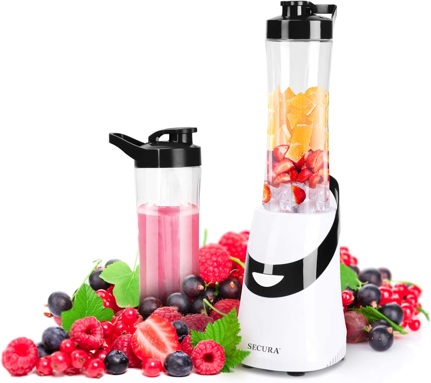 Best Blender For Protein Shakes, Secura Blender