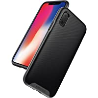 Anker Breeze Military-Grade Certified Soft TPU Case for iPhone X