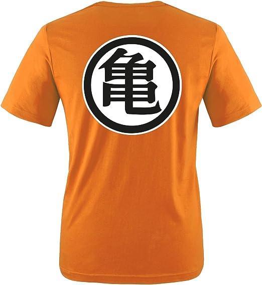 Comedy Shirts Dragon Ball Z Maillot pour Enfant Son Goku et Bien d'Autres Encore comme T Shirt, Sweat à Capuche ou Veste pour Le collège, en
