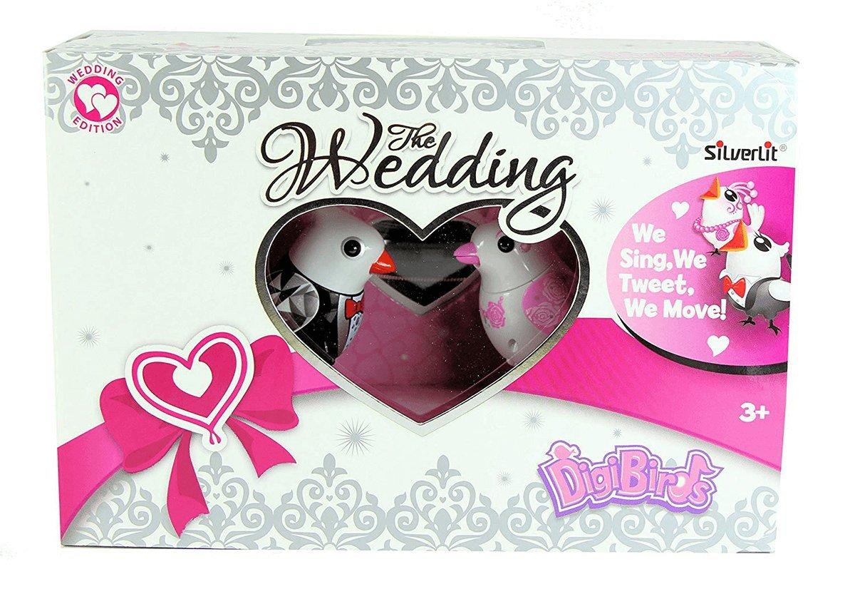 SilverLit DigiBirds 2 in 1 Wedding Edition Love Birds - Wedding Gift by Digi Birds (Image #2)