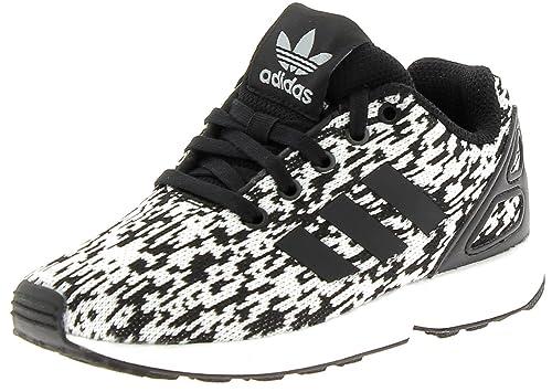 adidas BY9856, Scarpe da Fitness Unisex – Bambini, Nero (Negbas/Ftwbla)