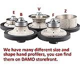 DAMO V30 1-1/4 inch Full Bullnose Diamond Hand