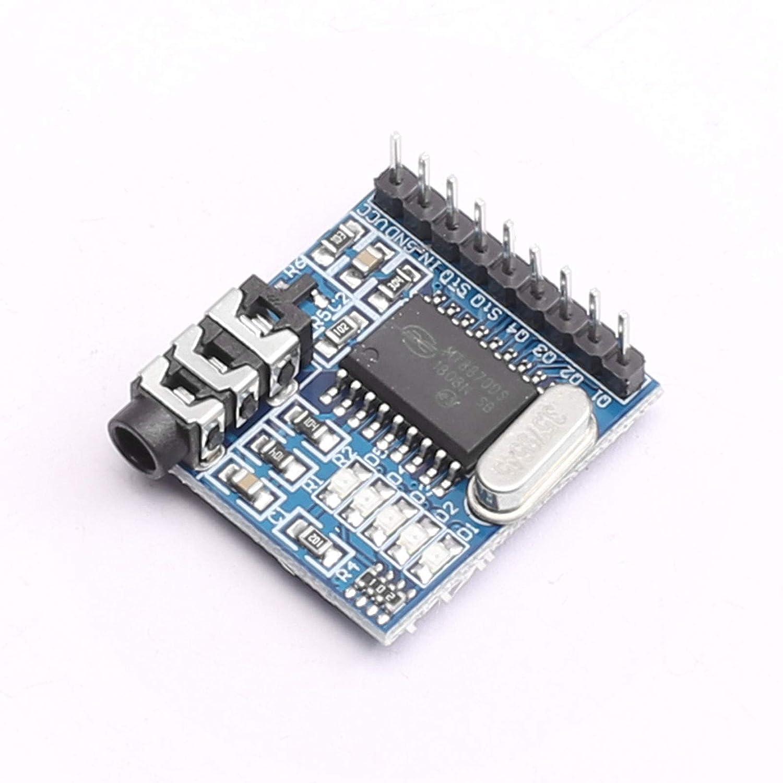 DEVMO MT8870 DTMF Voice Decoder Telephone//Audio Decoder Speech Decoding Module for Arduino