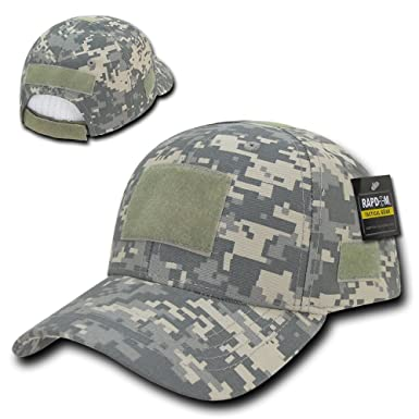 Amazon.com  Firm Low Profile Tactical Operator Cap with Loop Patch ... d0162d93e0c