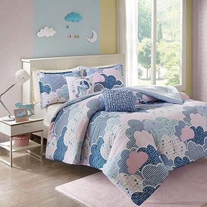 Amazon.com: Urban Habitat Kids Cloud Full/Queen Comforter Sets For ...