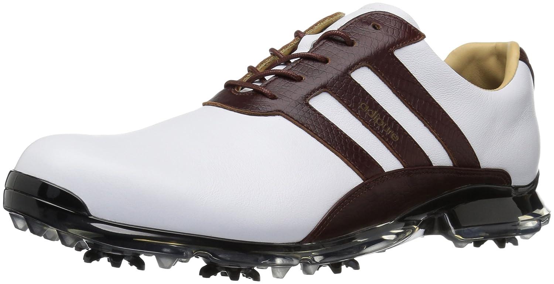 adidas Men's Adipure Classic Ftwwht/Re Golf Shoe B01J461H6Q 11 D(M) US|White