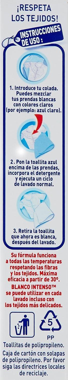 Cebralín Toallitas blanqueadoras - 10 toallitas: Amazon.es: Alimentación y bebidas