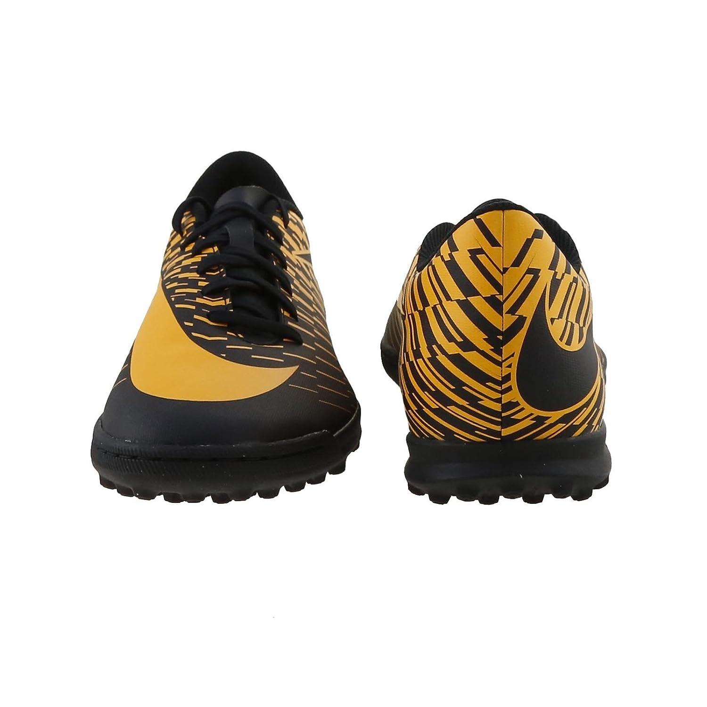 Nike Buty Bravatax II TF Black Laser Shoes 8aceecd9939d