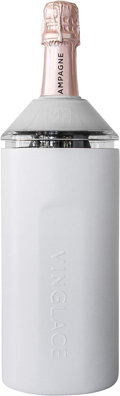 Vinglacé Wine Bottle Insulator White