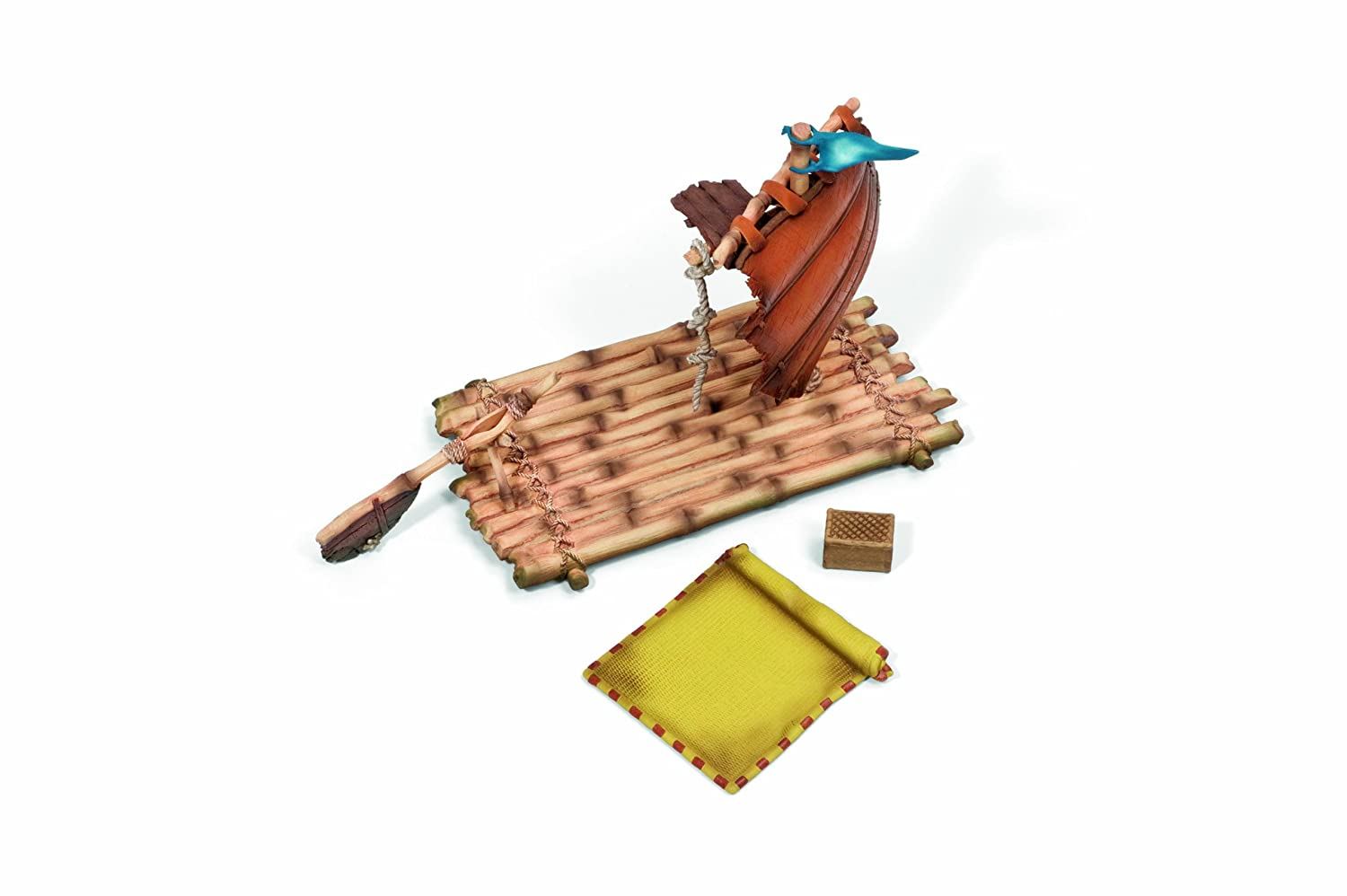 Toys & Games Other Action Figures Schleich Arelan Raft