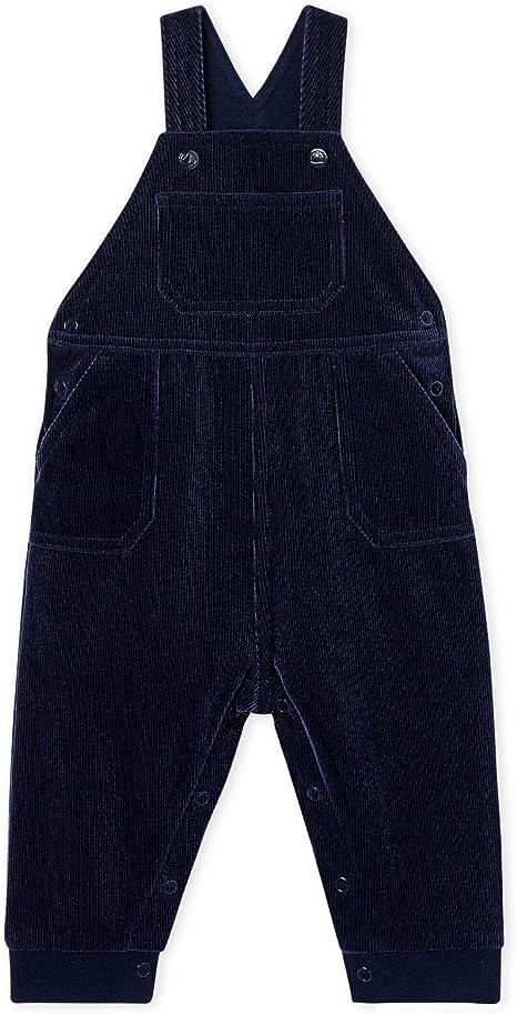 Toddler//Kid Navy Petit Bateau Little Boys Cord Pants