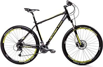 Leader Fox 29 Pulgadas Aluminio Grass Cross Bicicleta de montaña ...