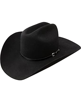 Image Unavailable. Image not available for. Color  Resistol Men s George  Strait Sonora 4X Fur Felt Cowboy Hat ... 8b9acefd523