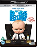 The Boss Baby [Blu-ray] [2017]