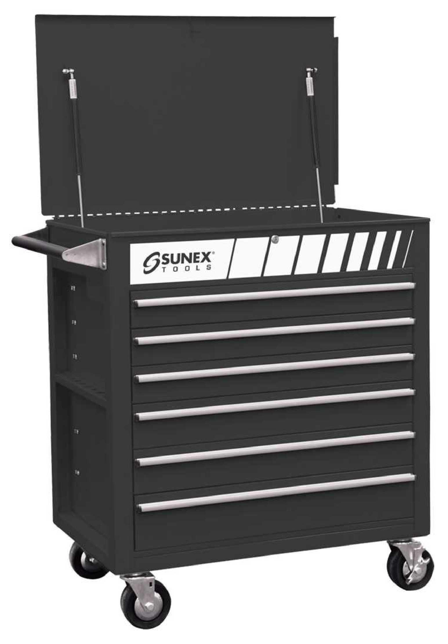 Sunex 8057MB Full Drawer Service Cart