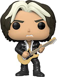 Funko - Pop! Rocks: Aerosmith - Joe Perry Figura Coleccionable, Multicolor (46691)