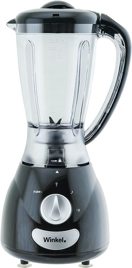 Winkel RX 12 RX12-Batidora de Vaso, 400 W, 1.2 l, Acero Inoxidable: Amazon.es: Hogar