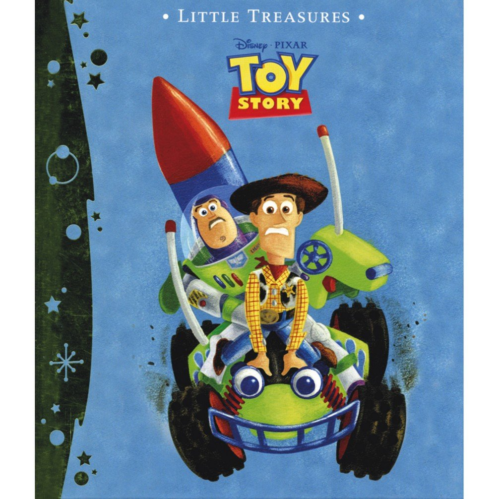 Little Treasures: Disney Pixar Toy Story PDF