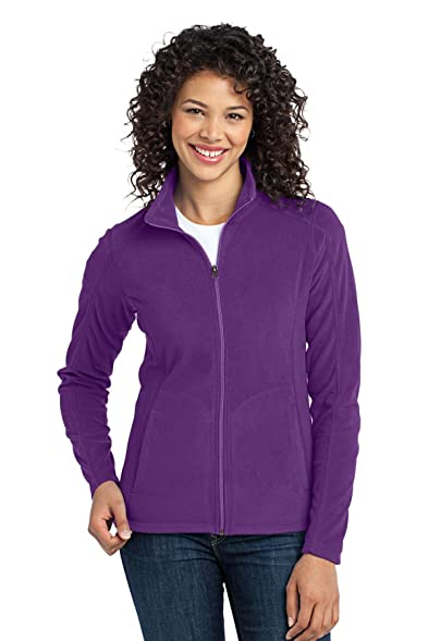 Port Authority Women's Microfleece Jacket at Amazon Women's Coats Shop