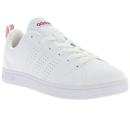 adidas Vs Advantage Clean W, Scarpe da Ginnastica Donna ...