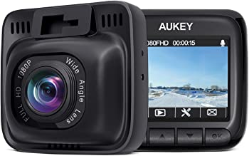 Aukey DR-01 1080p Car Dashboard Camera Recorder