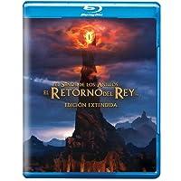 El Señor de los Anillos. El Retorno del Rey (Edición Extendida) [Blu-ray]