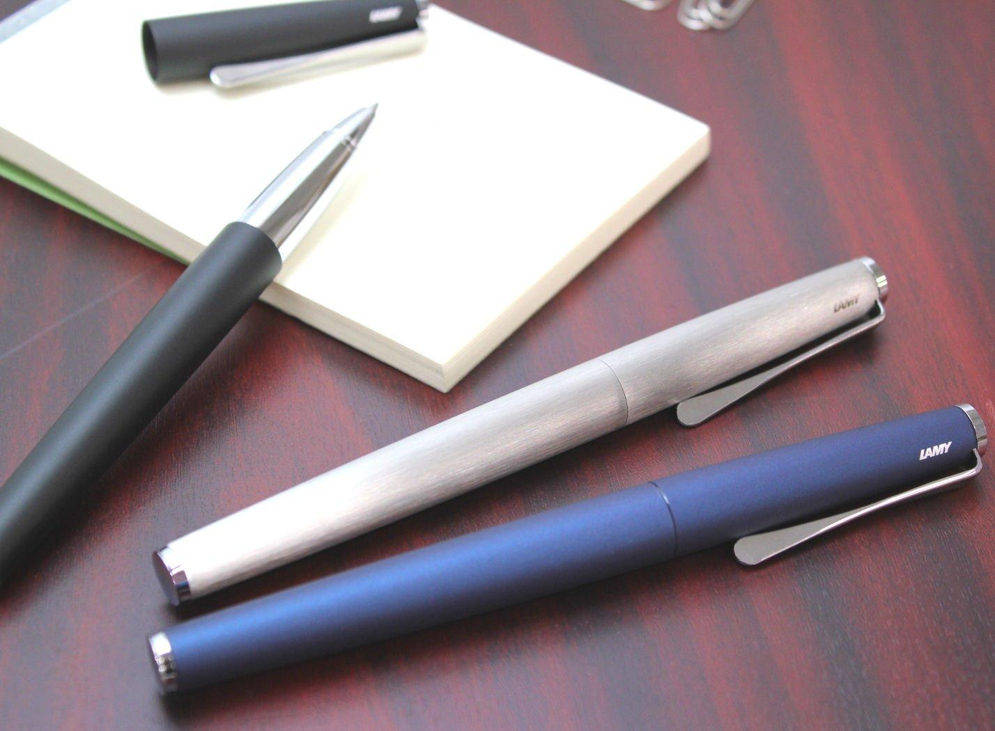 Lamy Studio Rollerball Pen - Blue by Lamy (Image #3)