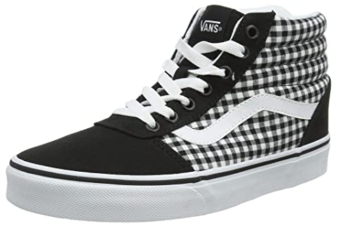 d8b2b7ac8 Vans Ward Hi Canvas