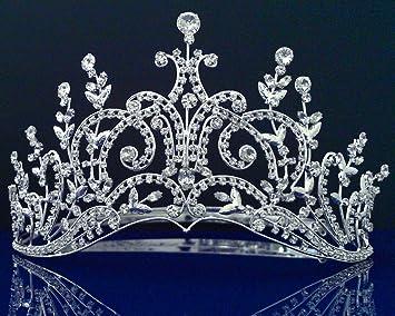 Amazon sc bridal wedding tiara crowns 52569 tiaras and sc bridal wedding tiara crowns 52569 junglespirit Gallery