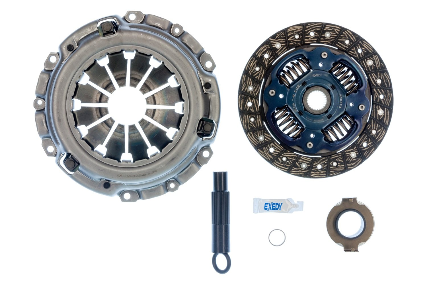 EXEDY KHC10 OEM Replacement Clutch Kit For Acura RSX Type S 2002-2006 & Honda Civic SI 2006-2008 Only by Exedy