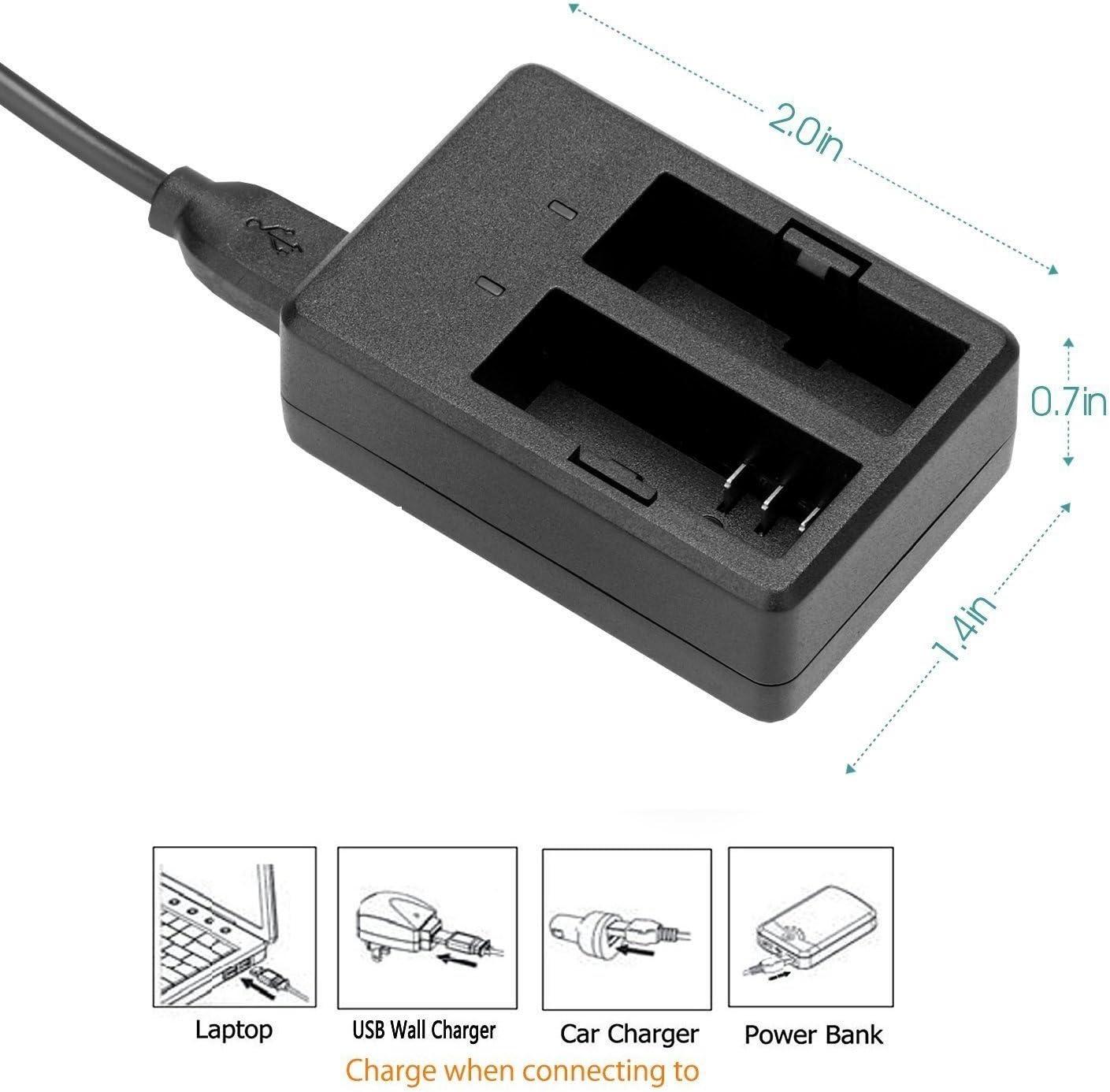 Amazon.com: Yutop - Batería recargable (2 unidades) y ...