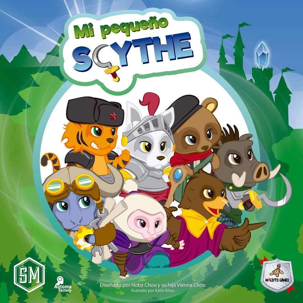 Mi pequeño Scythe: Amazon.es: Juguetes y juegos