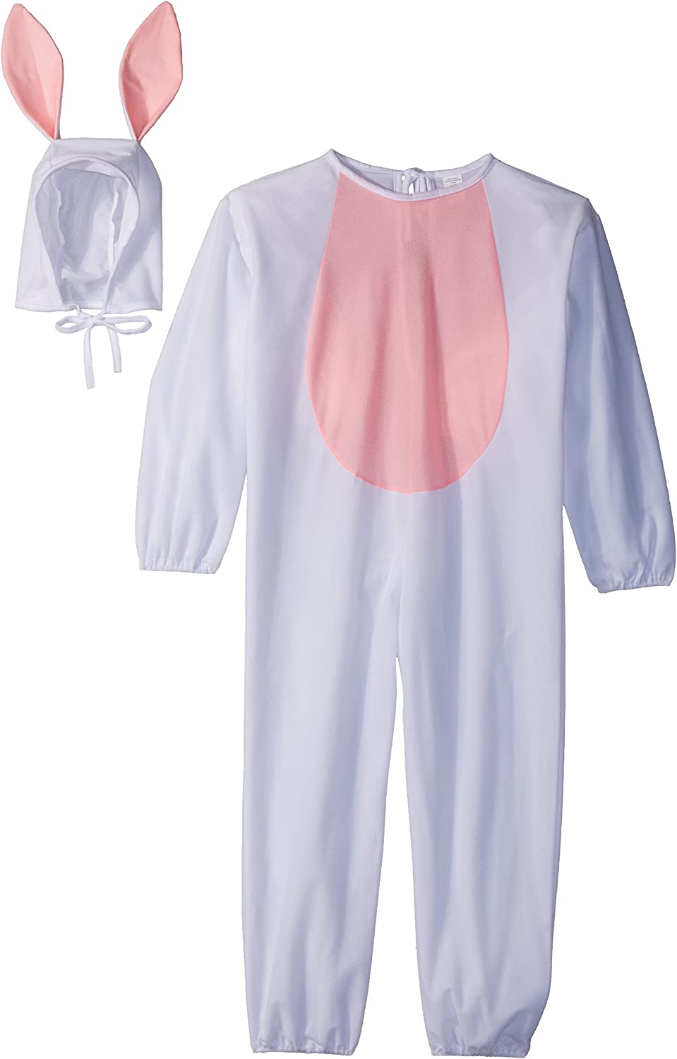 B0010L8GFE Child Large 12-14 for 8-10 Yrs. - Economy Bunny Costume (Ears do NOT Stand up as Pictured. Socks and 71z09WI1BJL