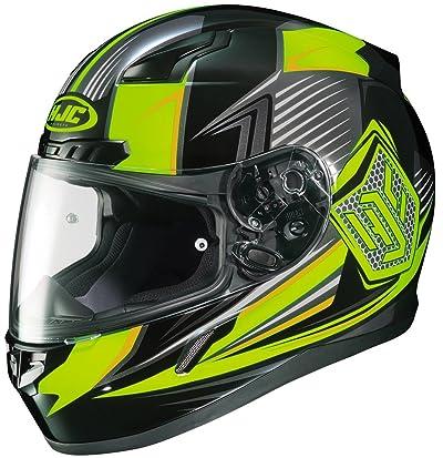 HJC CL-17 Striker Full-Face Motorcycle Helmet