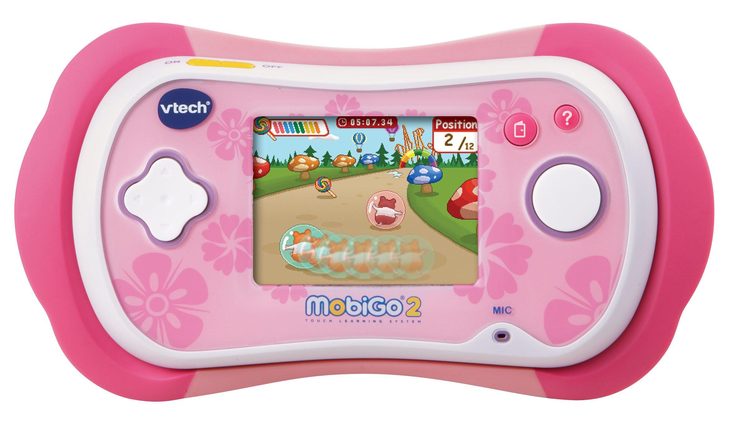 VTech MobiGo 2 Touch Learning System - Pink by VTech (Image #4)