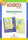 Logico Primo Matematicas 2. 5-6 Años - 9788431682729