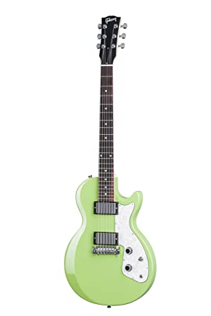 Gibson USA 2017 Les Paul Custom Special - Guitarra eléctrica, Light Green (Amazon Exclusivo
