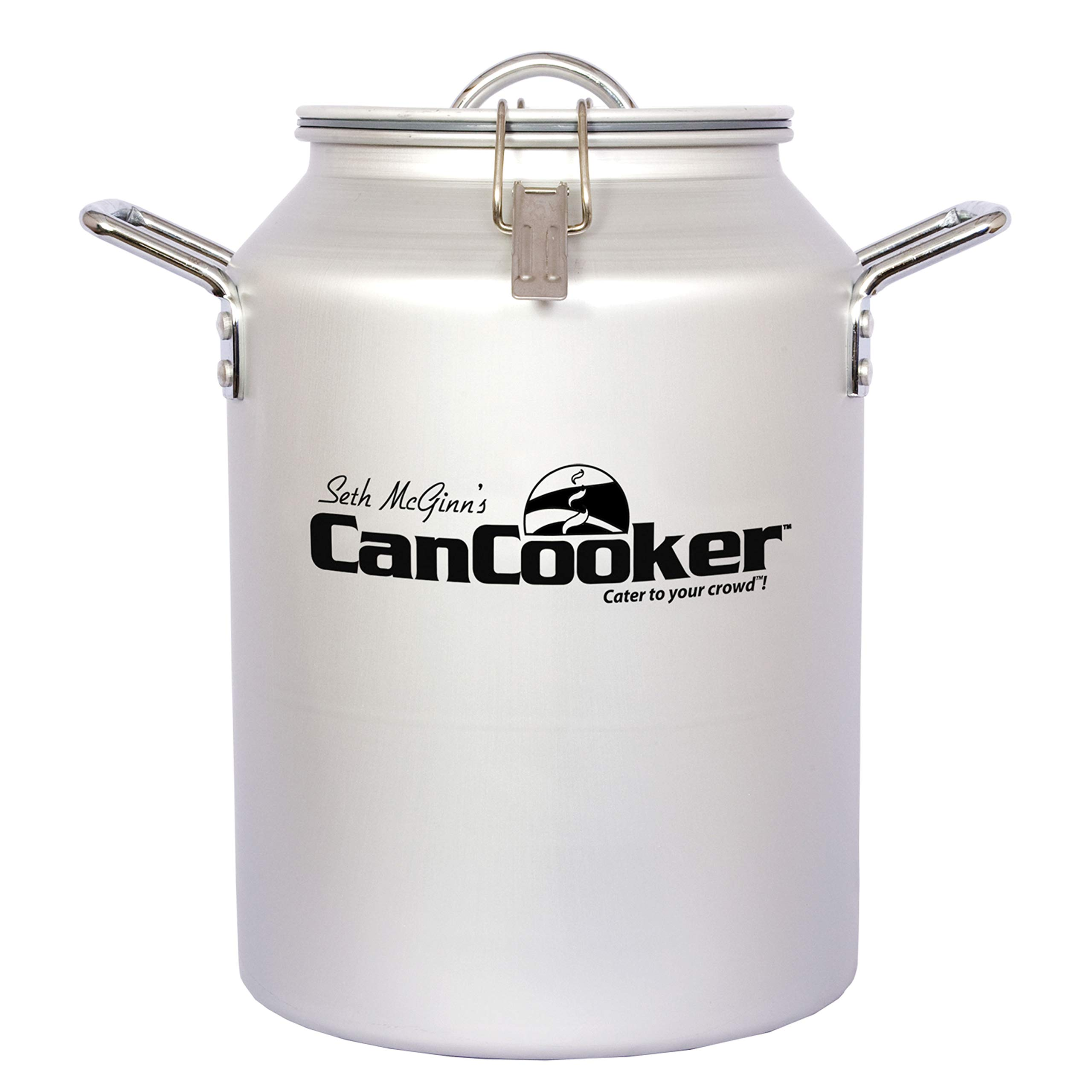 CanCooker Original 4 Gallon Edition , Convection Steam Cooker Feeds up to 20 by CanCooker