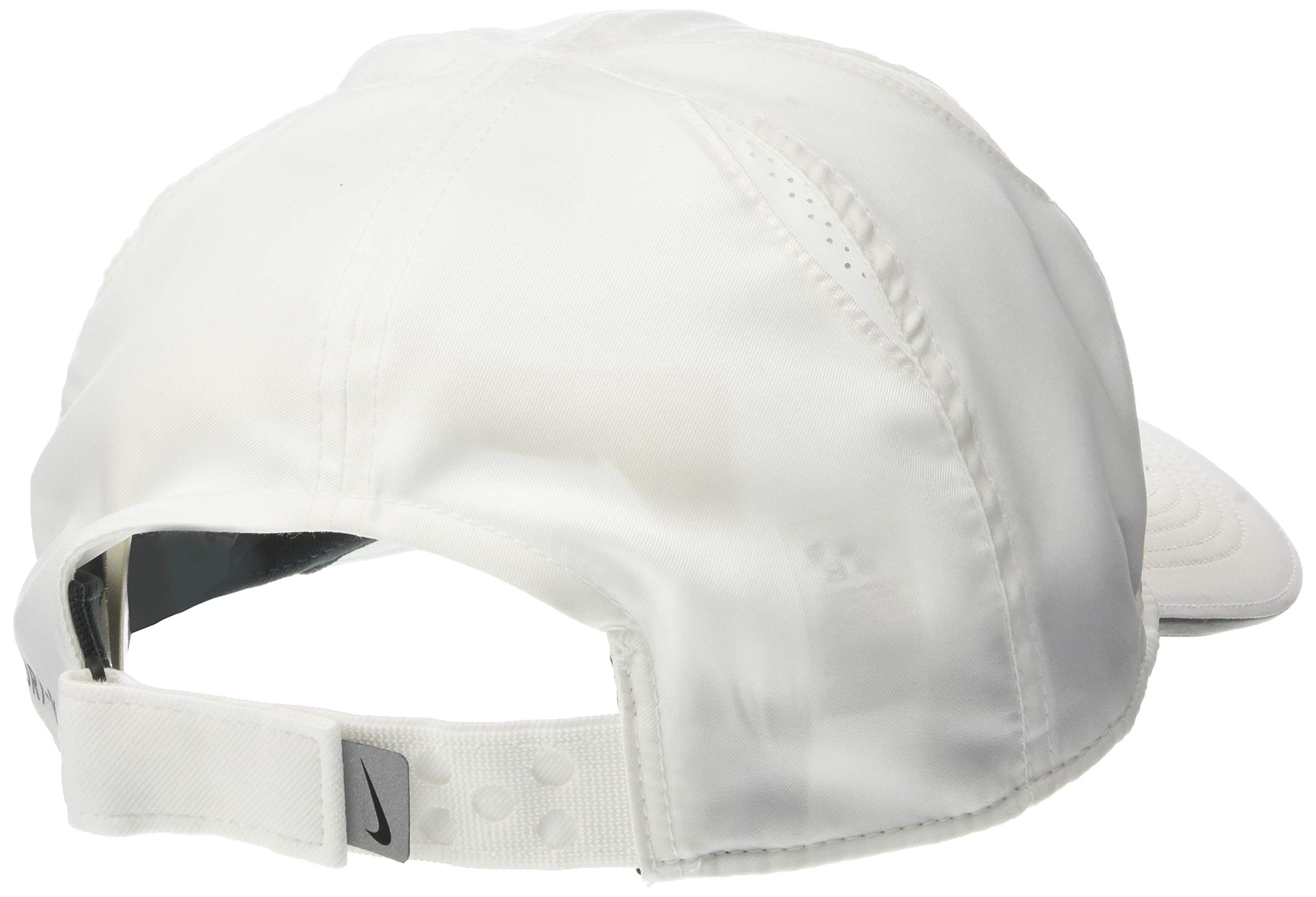 Nike Featherlight Running Cap, White, Misc by Nike (Image #2)