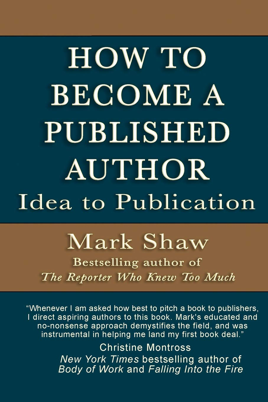 Become An Amazon Author
