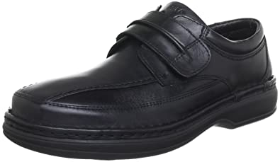 ara 11-17102-01 - Zapatos de cordones de Piel para hombre, color Negro, talla 44