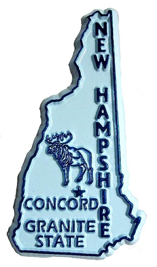 Nueva Hampshire el granito Estado imán para nevera Souvenir ...