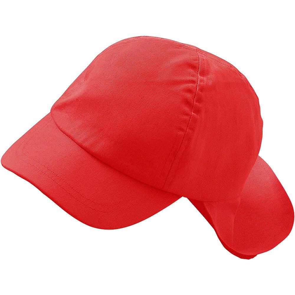 e4a98b96d2271 Childs Boys Girls Cotton Legionnaires Summer Sun Hat Multi Plain Colours -  Aqua 2-6 Years  Amazon.co.uk  Clothing